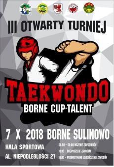 Borne Cup Talent 2018