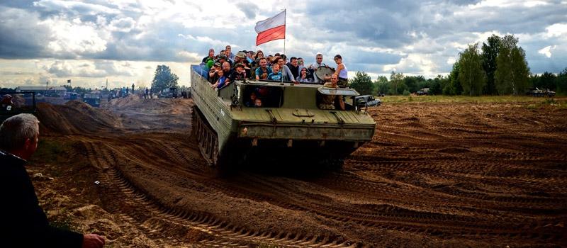 Tegoroczny Zlot Pojazdów Militarnych w Bornem Sulinowie odwołany!