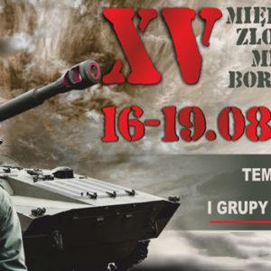 XV Międzynarodowy Zlot Pojazdów Militarnych