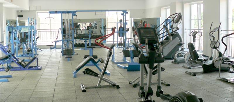 Siłownia w Centrum Kultury i Rekreacji w Bornem Sulinowie już po remoncie – zapraszamy!
