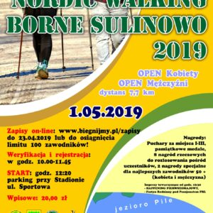 I POLIGON NORDIC WALKING