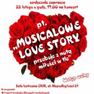 Musicalowe Love Story