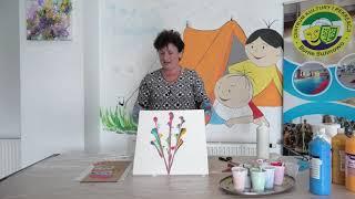 Malowanie Farbami – Instruktor Świetlicy w Łubowie Anna Kowalska