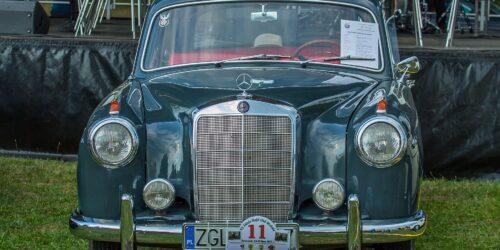 VI Dixie Rajd Old Mobile