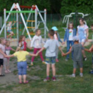 Radośnie i sportowo w świetlicach wiejskich w Śmiadowie, Juchowie oraz Radaczu