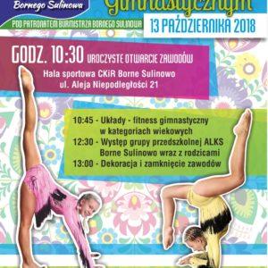 Mistrzostwa Bornego Sulinowa w Fitness Gimnastycznym