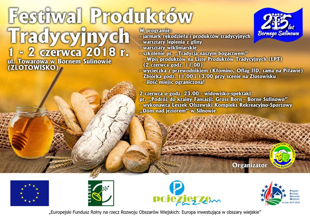 Festiwal Produktów Tradycyjnych