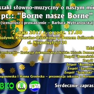 """""""Borne nasze Borne"""""""