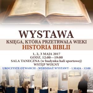 Wystawa – Historia Biblii